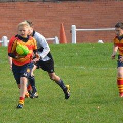 Burton on Trent V's Old Salts Under 13's - 15th October, 2017