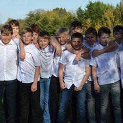 Under 13's - Tie Presentation