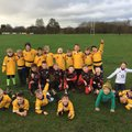 Burnham U8's win in tight game with local rivals
