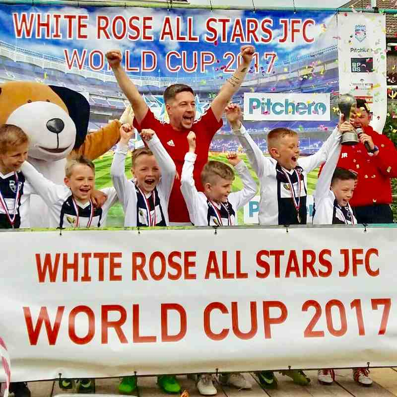 Wyke Under 9s - White Rose Tournament
