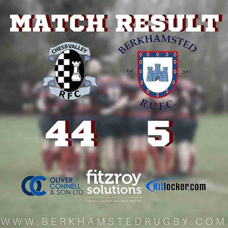 Cup Tie Ends in Defeat