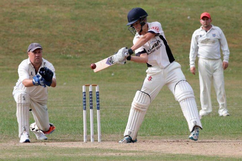 All-round Davey denied maiden ton in comfortable Third XI win