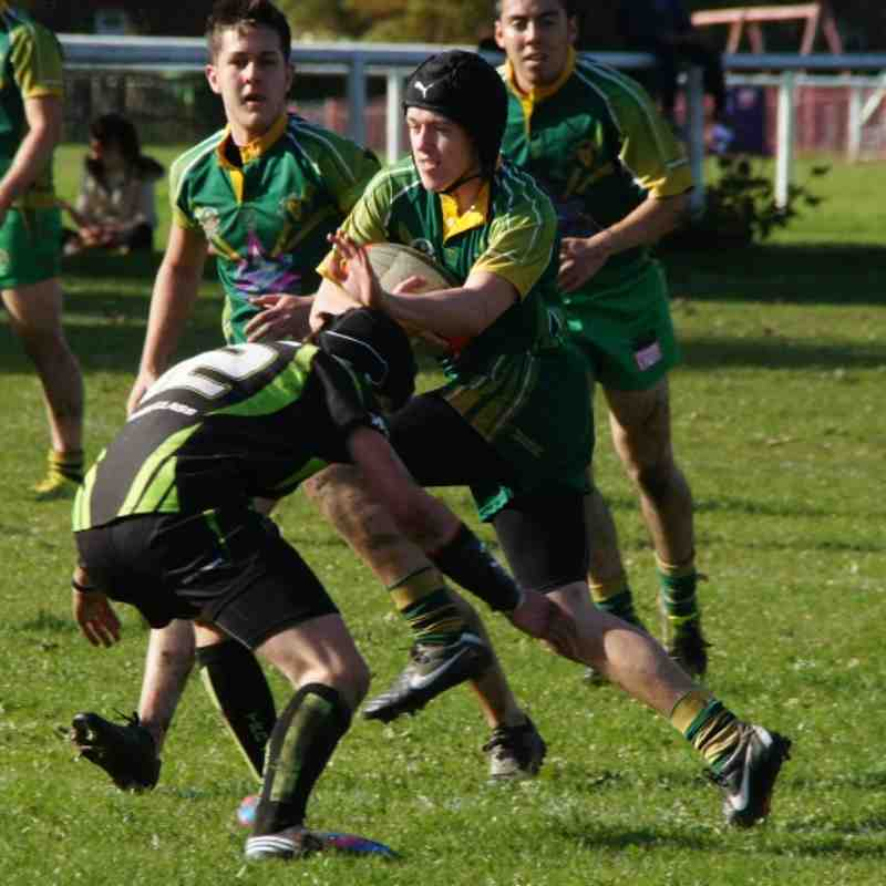St Joes U17s v Thornhill 07/10/12
