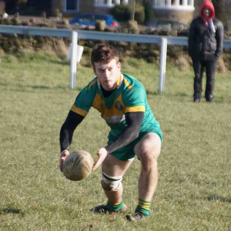 St Joes v Newsome Holliday Cup 05/03/16