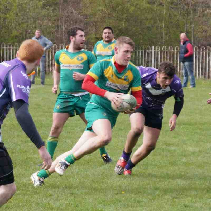St Joes v Sharlston 23/04/16