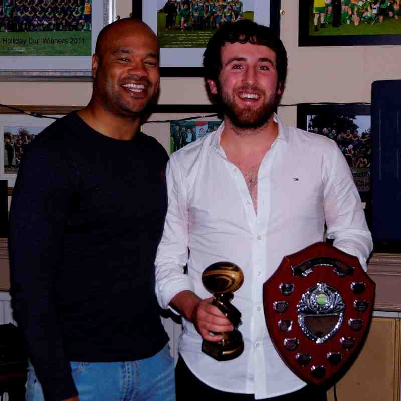 St Joes Presentation Night 2015/6 Season