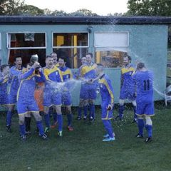 NEN Div2 League Cup Final 2013/14
