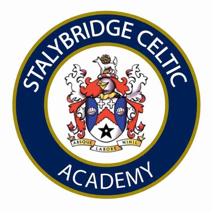 Stalybridge Celtic announce trial dates for boys and girls Academy teams