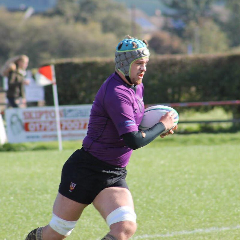 Skipton Through in 5 Try Victory