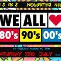 80s 90s Noughties Night