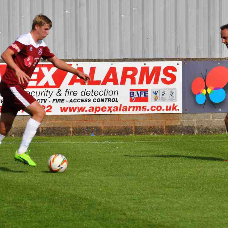 Paulton Rovers v Kidlington FA Cup