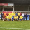 Paulton Rovers Sunday vs. Bath Spa University
