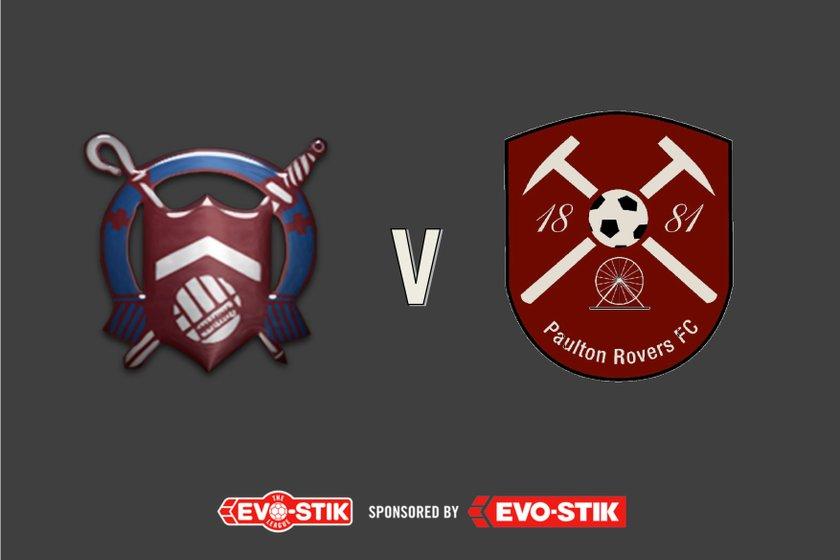 Mangotsfield United 0 - 1 Paulton Rovers