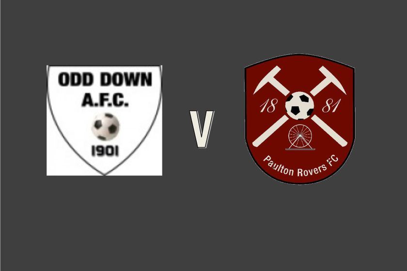Odd Down AFC 0  - 2 Paulton Rovers