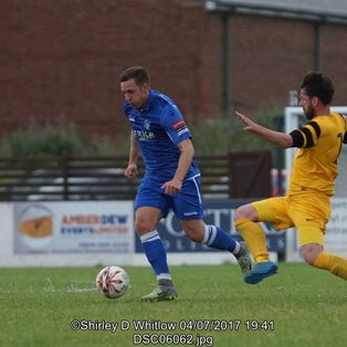 Lowestoft Town 3-0 Waveney