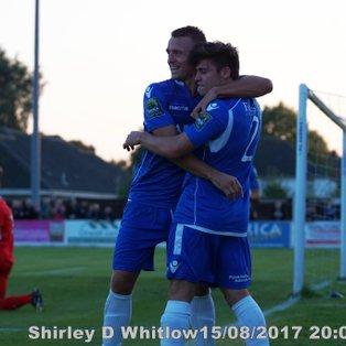 Lowestoft Town 1-2 Billericay Town