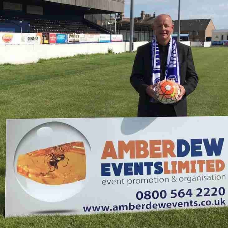 Lord Russell Baker - Amber Dew Events