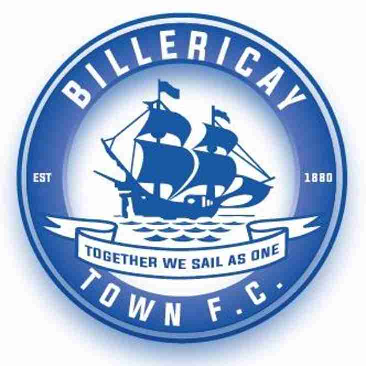 Lowestoft vs Billericay Postponed