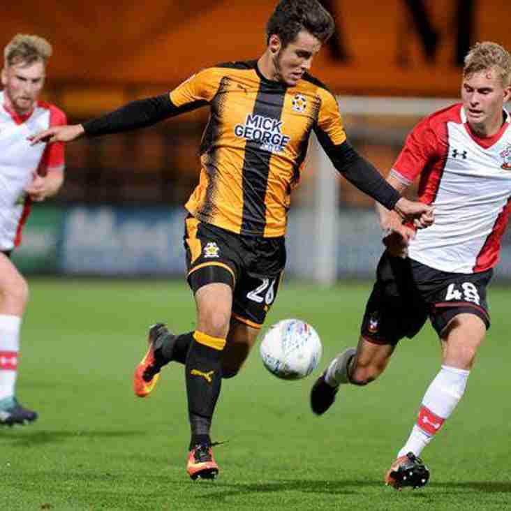 Lowestoft sign Cambridge striker