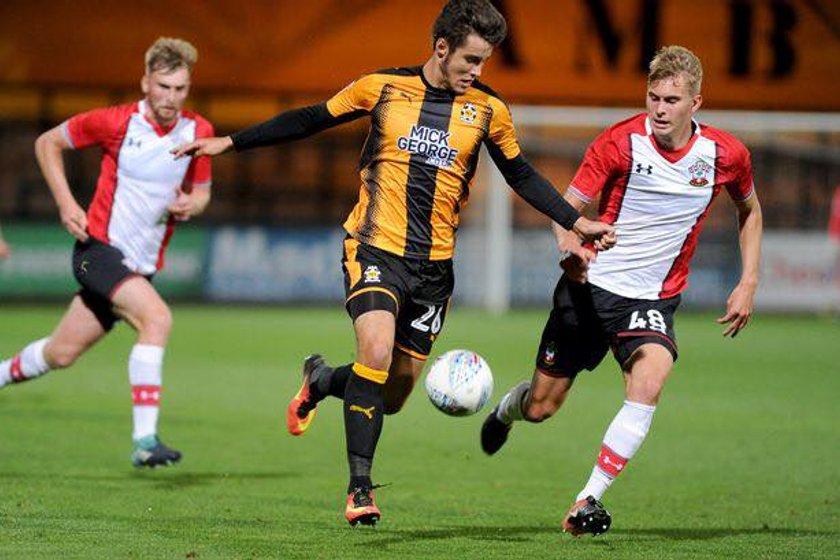 Lowestoft sign Cambridge striker