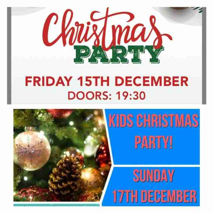 Lowestoft Town FC Christmas Party