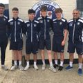 Four scholars sign up for the first team