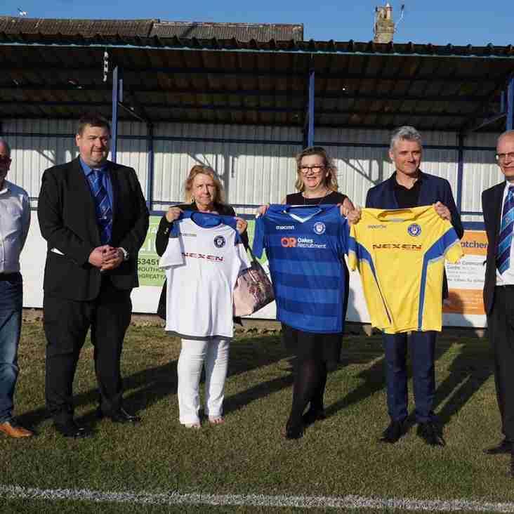 Lowestoft Town FC Official Main Partner Announcement