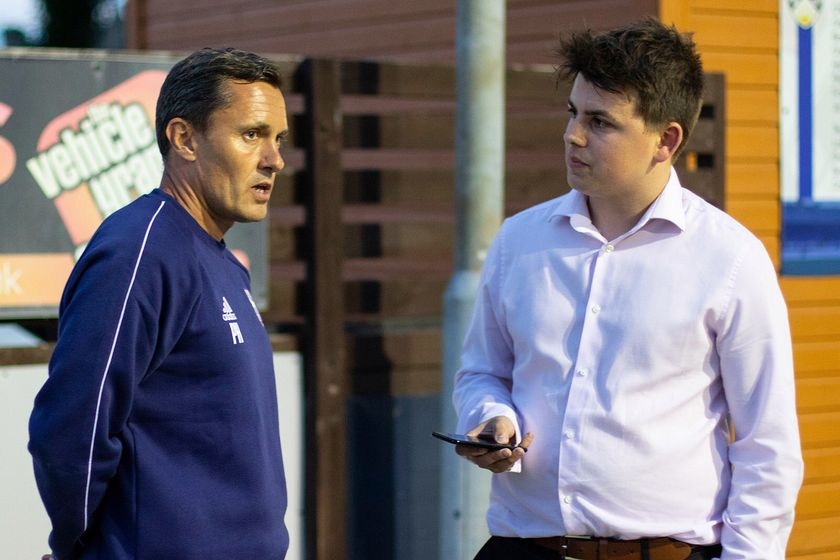 Talking to... Paul Hurst