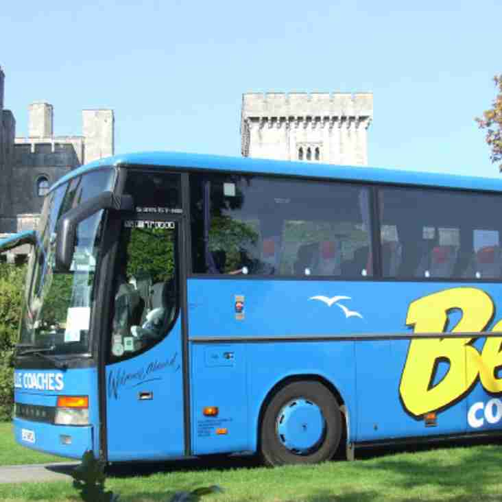 August coach travel arrangements announced