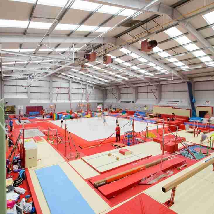 Thank you Waveney Gymnastic Centre!