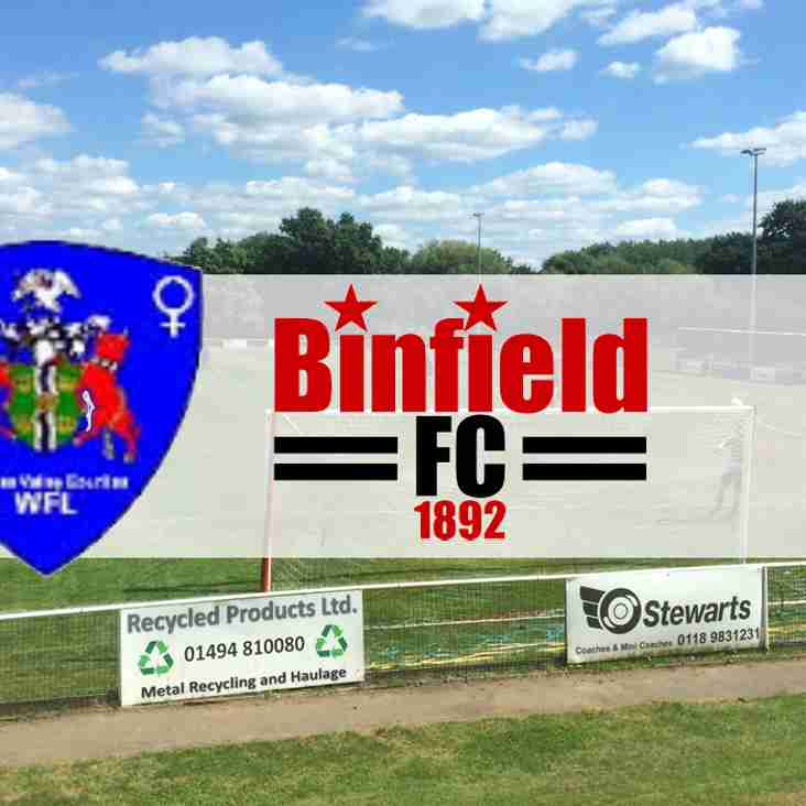 New Binfield Ladies teams voted in to Leagues