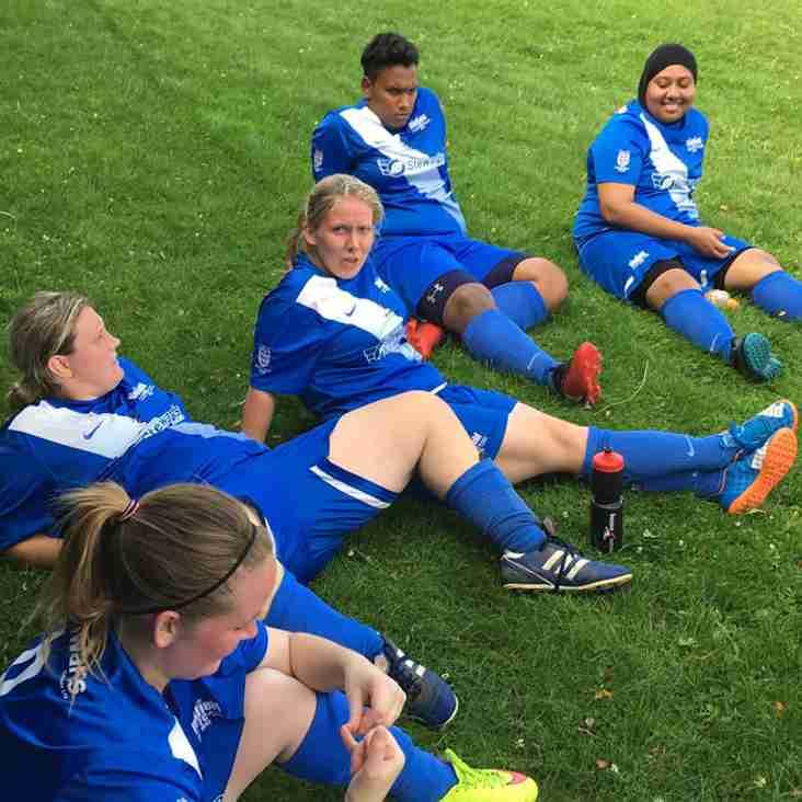 Binfield Ladies sign up new sponsorship deal