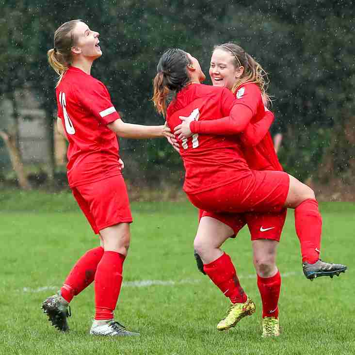 Binfield Ladies pre season campaign notes