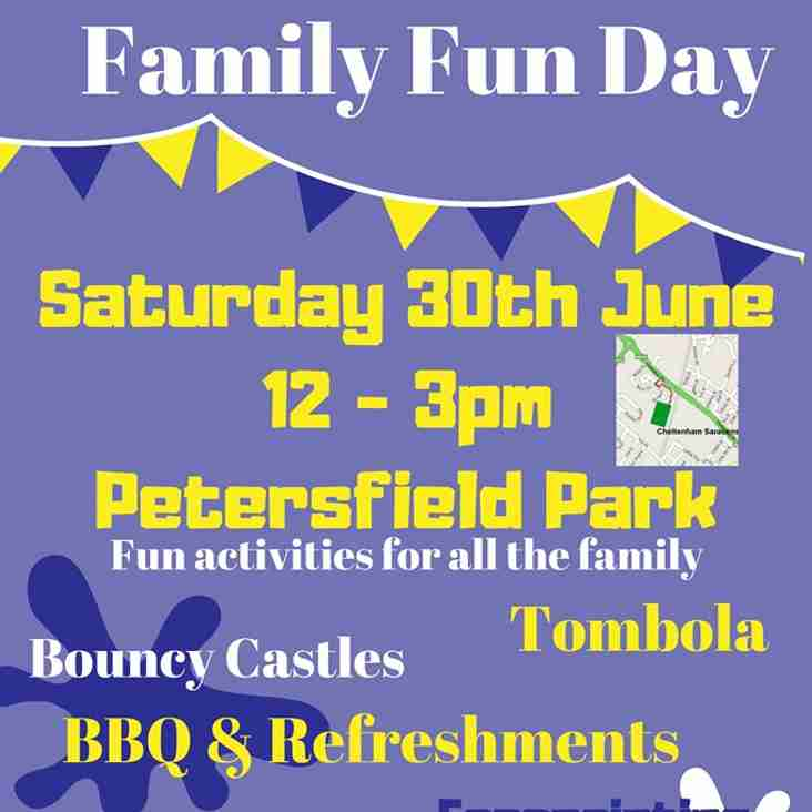Fun Day 30th June