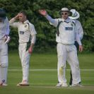 Agonising 2 run defeat for 1st XI