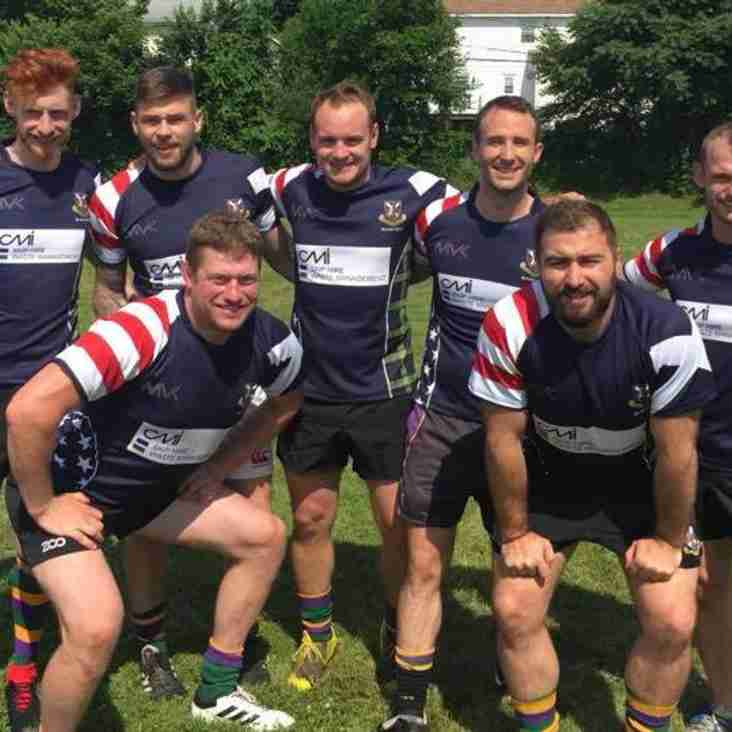 Worcester 7s - Tourists bring home the Silverwear