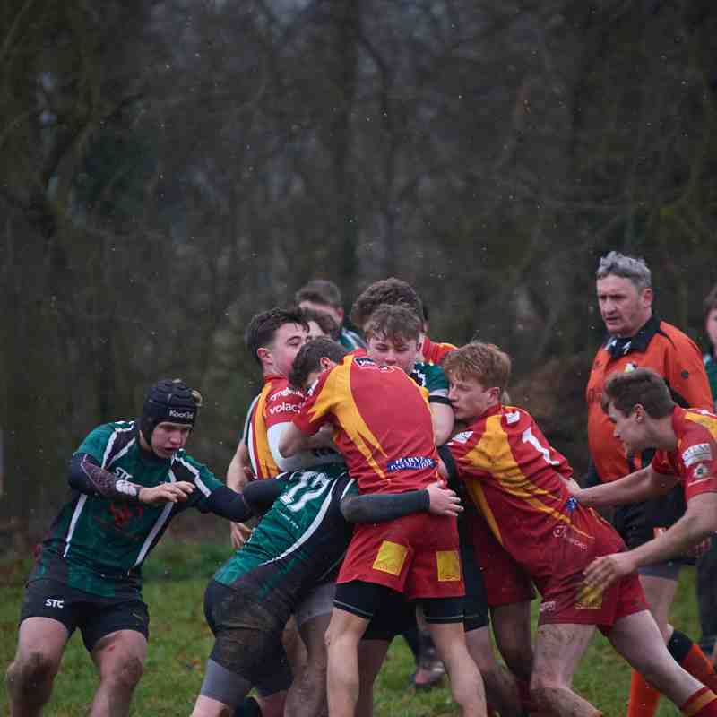 North Walsham Colts 7 - 64 Cambridge Colts