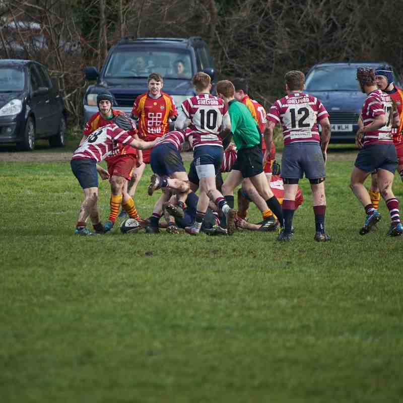 Cambridge 11 - 20 Shelford