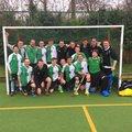 Men's 3rd Team lose to Fylde Men's 1 3 - 5