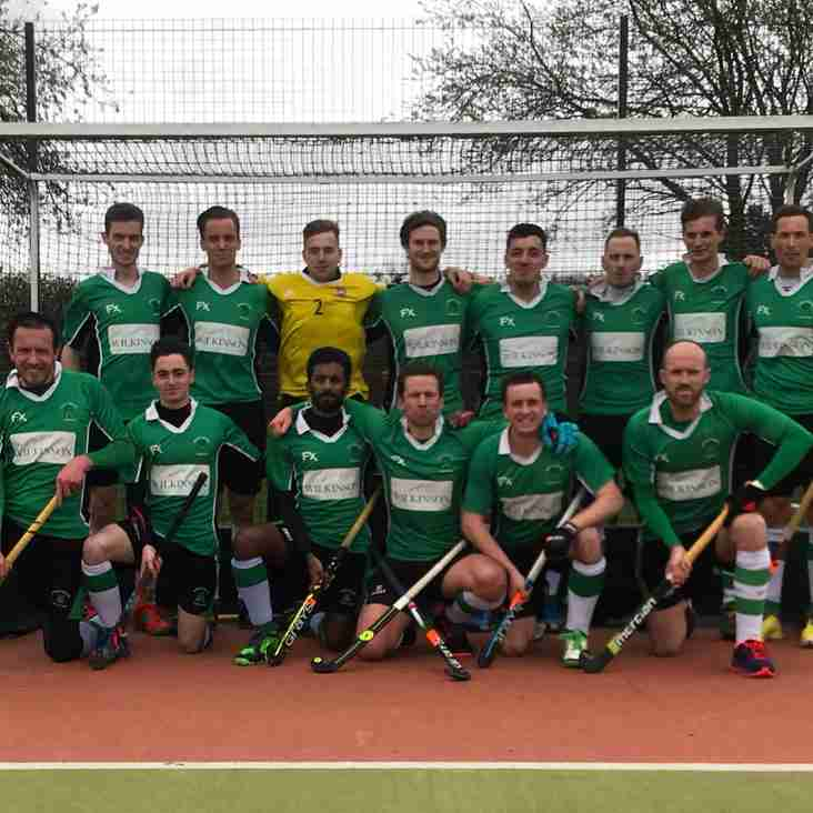 DNHC Men's 1st team promoted to the National League