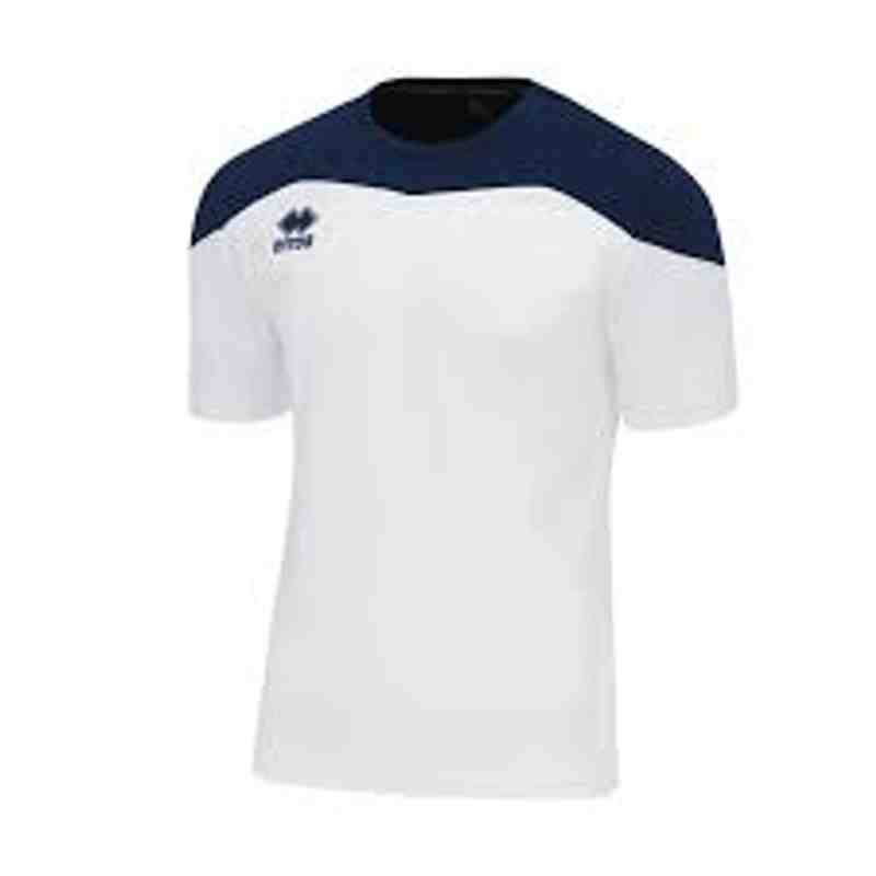 Men's white (away) playing shirt