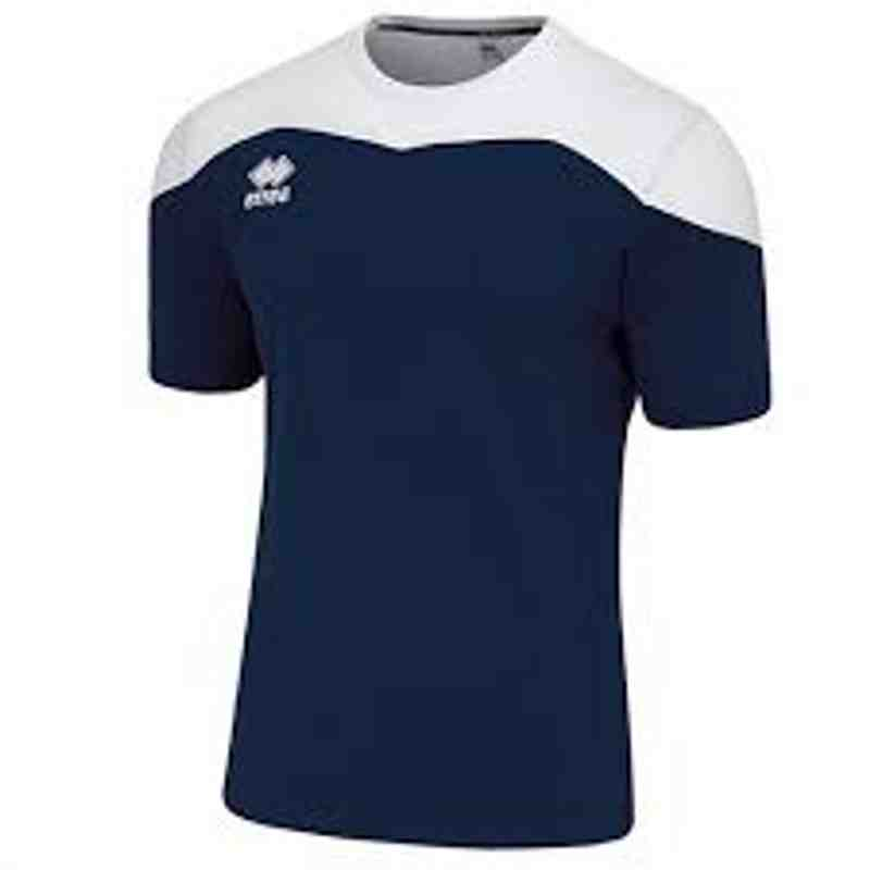Men's navy (home) playing shirt