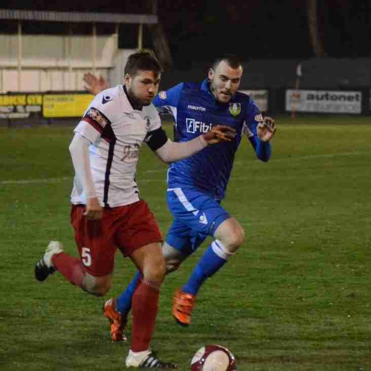 Lee Cropper confident that Kidsgrove Athletic will avoid relegation