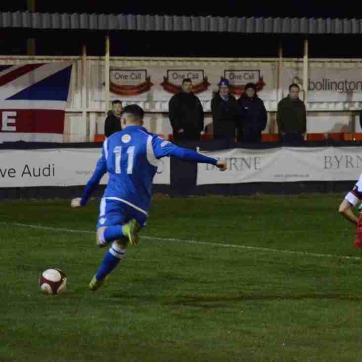 Kidsgrove fall to Army FA in midweek friendly