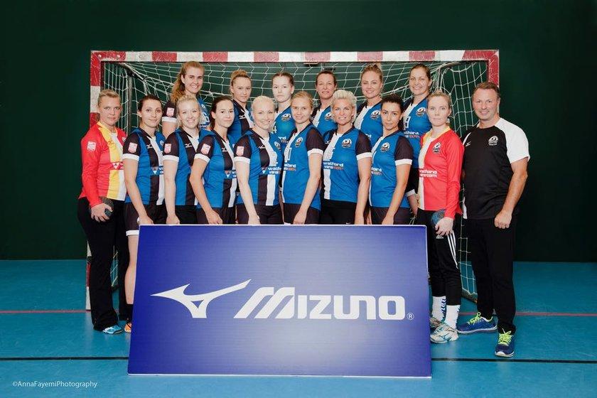 Women's First Team beat NEM Hawks 40 - 42