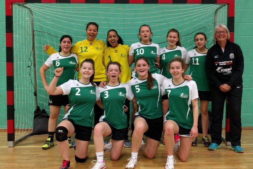 U19 Girls lose to Stroud HC 18 - 27