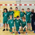 Eagles U16 boys stay top of table