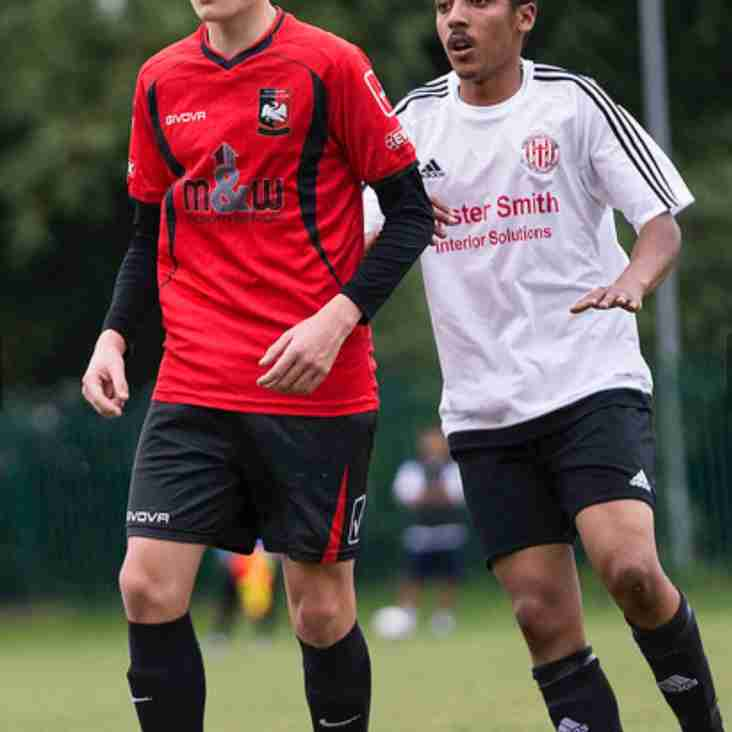 Risborough Rangers Development host Bracknell Town Reserves this week