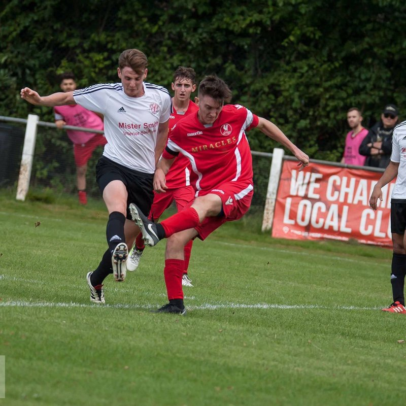 Rangers lose at Broadfields