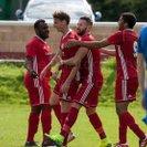 Rangers beat Broxbourne Borough to remain unbeaten in the League